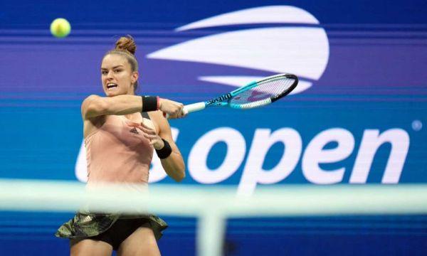 US Open: Το πάλεψε η Σάκκαρη, αλλά αποκλείστηκε (2-0)