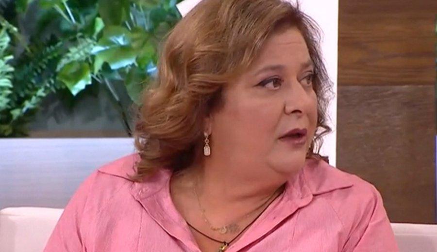 Ελισάβετ Κωνσταντινίδου για τον Φιλιππίδη: «Οι ηθοποιοί είναι και αυτοί άνθρωποι με αδυναμίες»