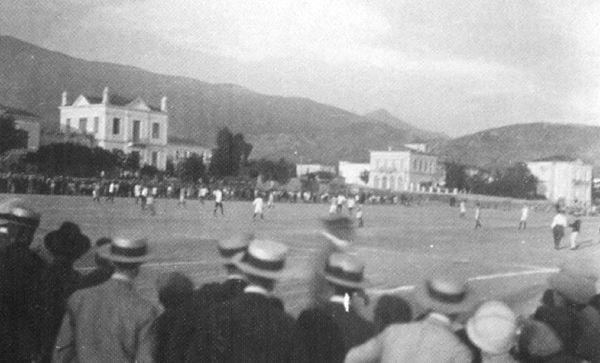 Πτυχές του ποδοσφαίρου στον Βόλο (1920 - 1930)