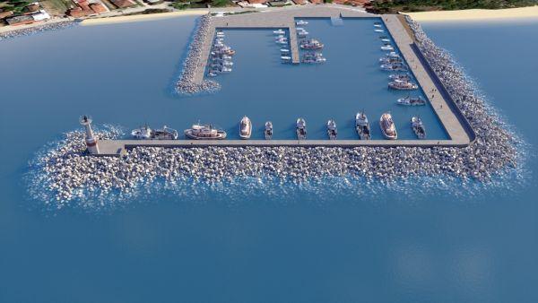 Αλιευτικό καταφύγιο Πλατανιά: Η «μαύρη βίβλος» για το υπό κατασκευή έργο