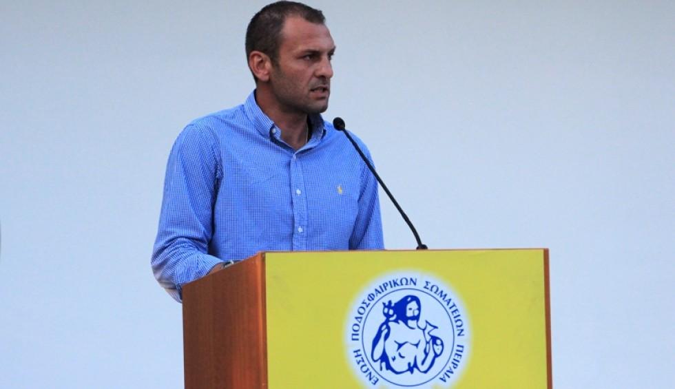 Ντελιβεράς ο Γιώργος Ανατολάκης λόγω οικονομικών προβλημάτων