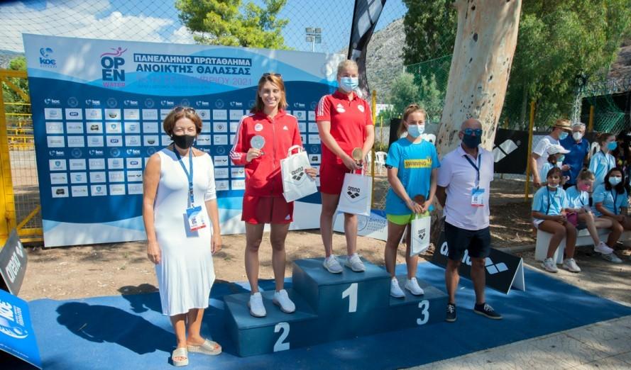 Πρωταθλήτρια Ελλάδος η Βολιώτισσα Στελλίνα Απλαντή