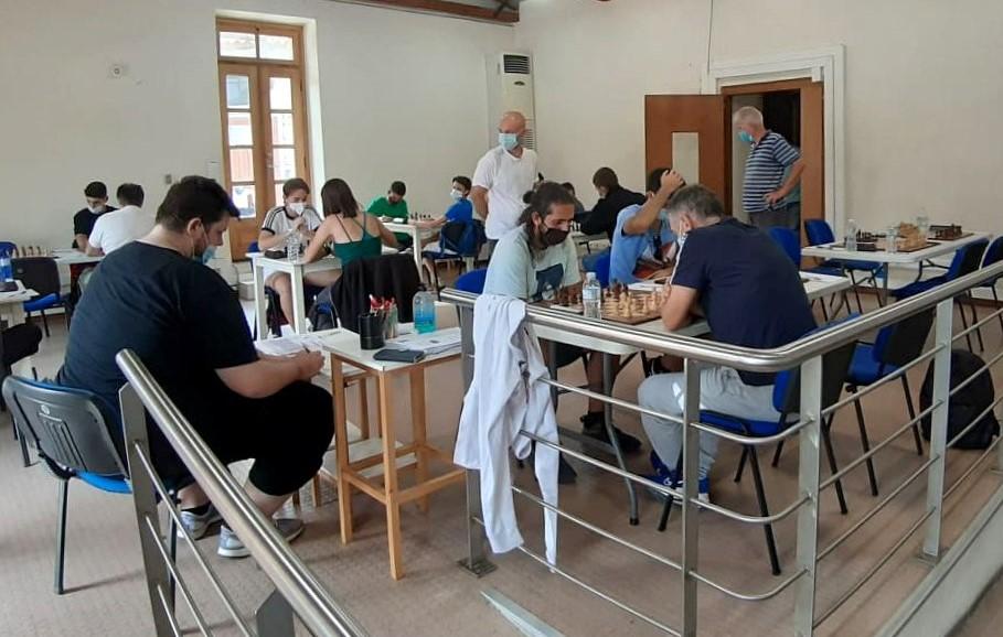 Ολοκληρώθηκε το περιφερειακό πρωτάθλημα Θεσσαλίας στο σκάκι