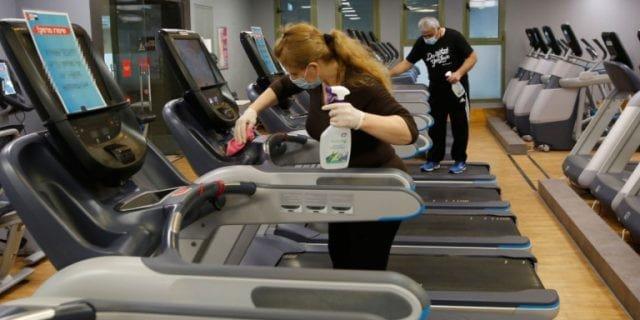 Κορονoϊός- Γυμναστήρια: Νέοι κανόνες λειτουργίας στα αποδυτήρια
