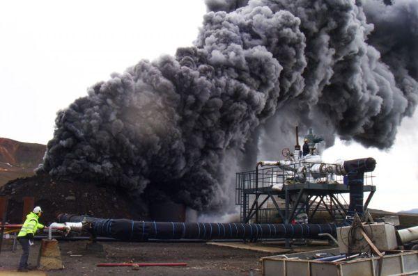 Η Ισλανδία ετοιμάζεται να ανοίξει γεώτρηση σε ηφαίστειο