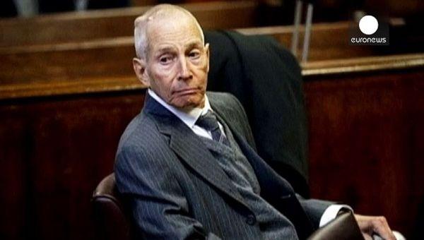 Ο βαθύπλουτος κληρονόμος Ρόμπερτ Νταρστ καταδικάστηκε για τη δολοφονία της καλύτερής του φίλης