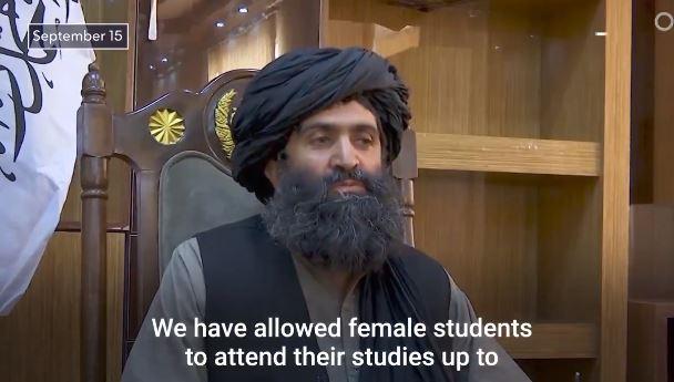 Αφγανιστάν: Μόνον για τα αγόρια άνοιξαν οι Ταλιμπάν τα σχολεία
