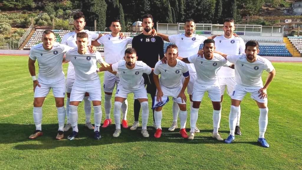 Αναποτελεσματική η Νίκη στην ήττα με 2-0 από τον Λεβαδειακό