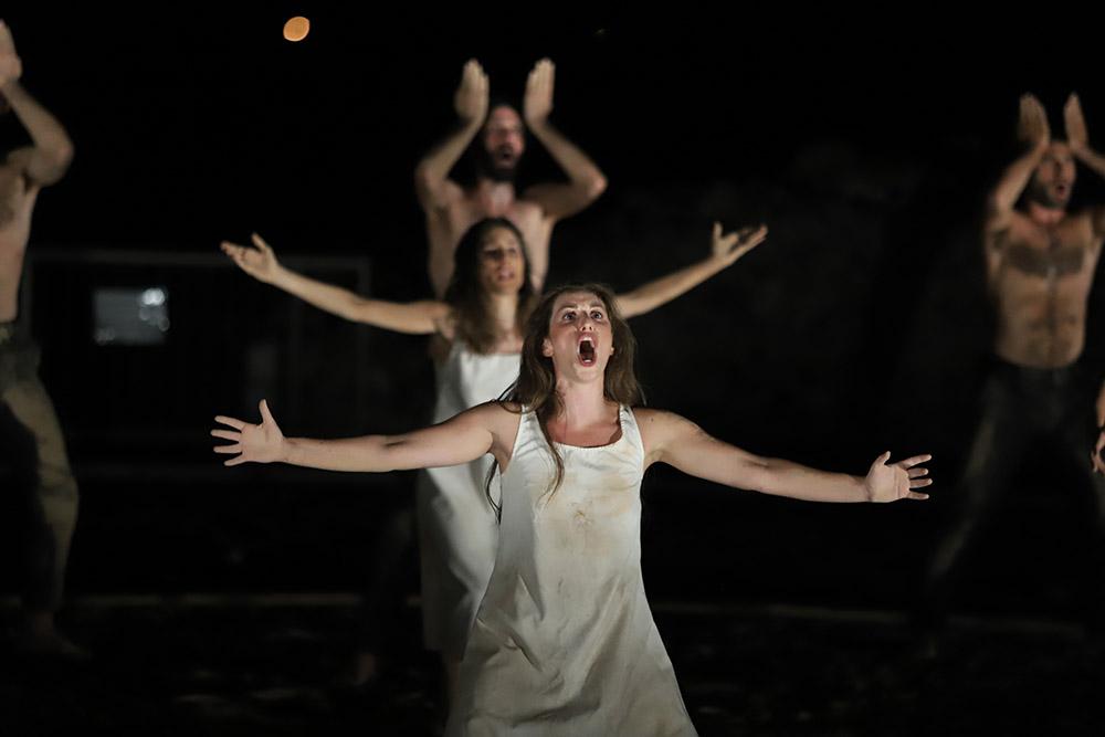 Η «Αντιγόνη» σε μοναδική παράσταση  αύριο στο Αρχαίο Θέατρο Δημητριάδος