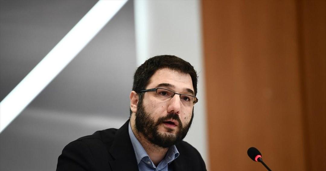 Ηλιόπουλος για efood: Χατζηδάκης και Οικονόμου να σταματήσουν να πουλάνε τρέλα