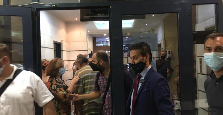 Ξεκίνησε η εκλογική συνέλευση των μελών του Εμπορικού Συλλόγου Λάρισα (βίντεο)