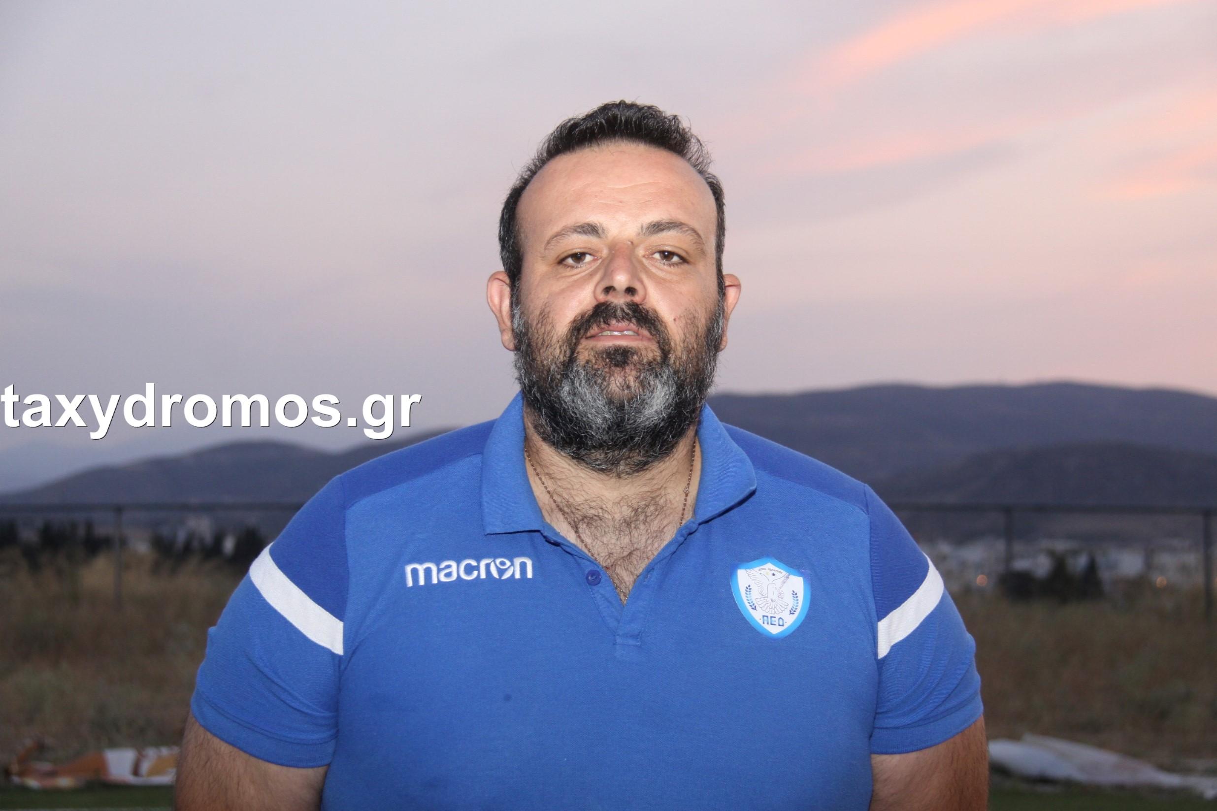 Νέο μέλος στο προπονητικό επιτελείο του Πυράσου ο Δημήτρης Μπράτσος