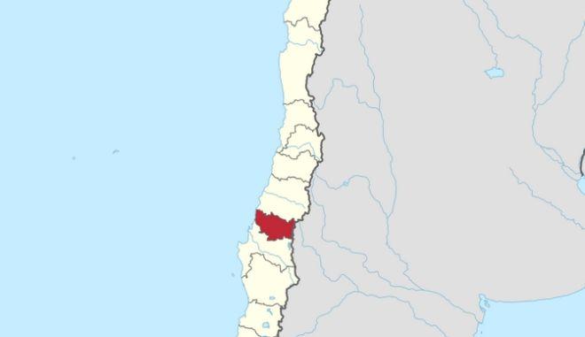 Χιλή: Μεγάλος σεισμός, 6,6 ρίχτερ