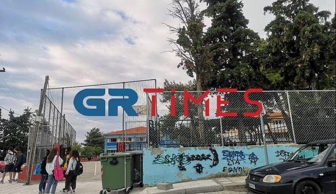 Ωραιόκαστρο: Ένταση με γονείς στην κατάληψη στο 2ο ΓΕΛ