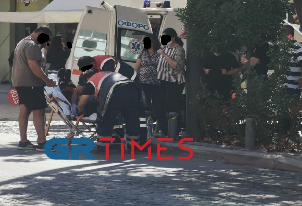 Θεσσαλονίκη: Σχολική τροχονόμος παρασύρθηκε από ΙΧ