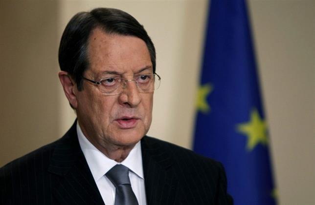 Αναστασιάδης για Κυπριακό: Δεν θα υποκύψουμε σε πιέσεις και εκβιασμούς