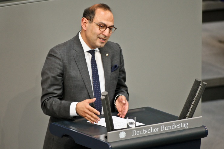 Ελληνας υποψήφιος στη Bundestag