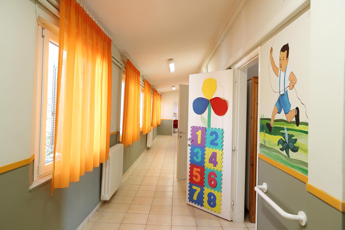 Ανακαινίστηκε το Ειδικό Σχολείο της Αγριάς