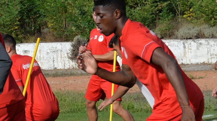 Στην Εθνική της Ισημερινής Γουινέας κλήθηκε ο Σιαφά του Ολυμπιακού Βόλου