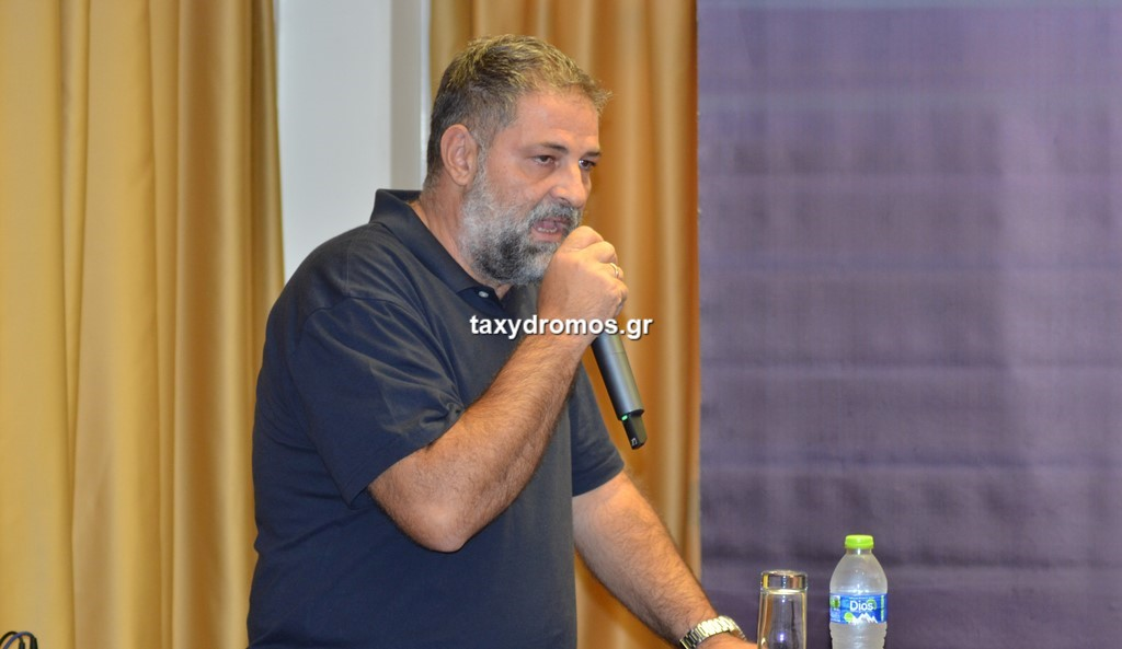Παναγιωτόπουλος: «Ενοχλεί η πρώτη θέση του Βόλου»