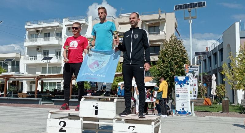 Νικητής στα 6 χιλιόμετρα στον Αλμυρό ο Φράγκος του Κενταύρου, τρίτη η Μουλά