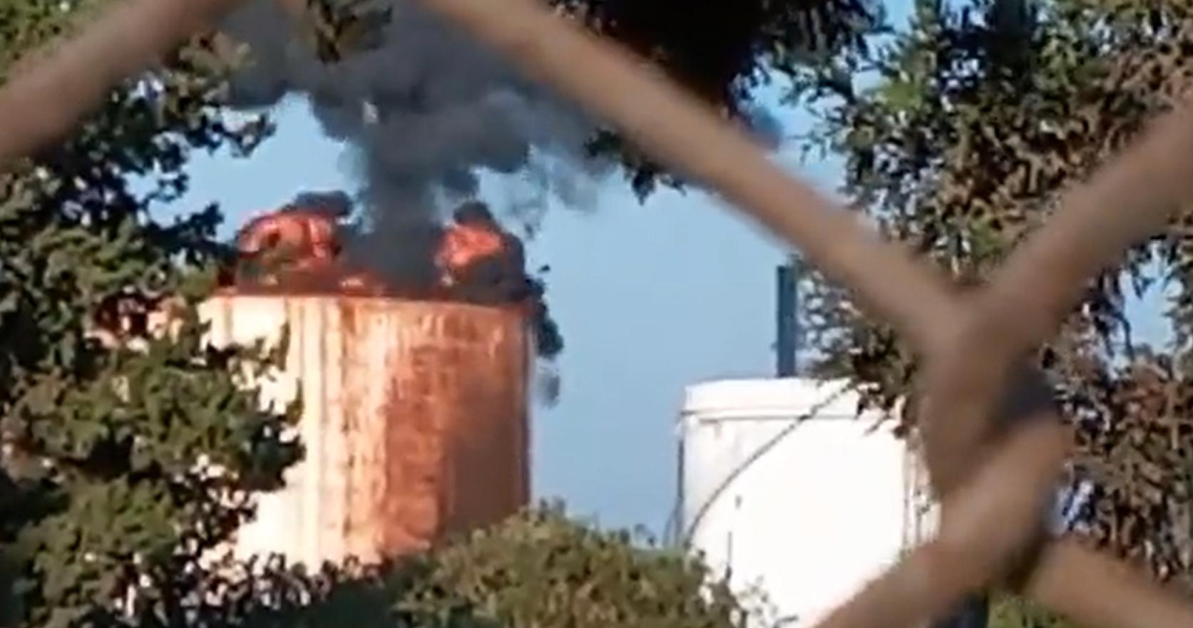 Λίβανος: Φωτιά σε δεξαμενή καυσίμων - Εκκενώθηκαν σπίτια