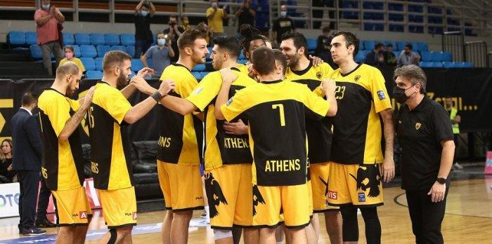 Θετικός στον κορονοϊό παίκτης της ομάδας μπάσκετ της ΑΕΚ