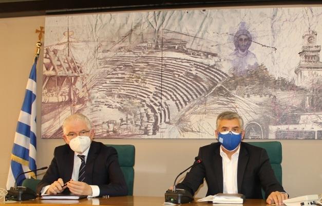 Αγοραστός μετά από τηλεφωνική επικοινωνία με Λυκουρέντζο: «Αποζημιώνονται οι ζημιές στα κάστανα με τις διαδικασίες του ΕΛΓΑ»