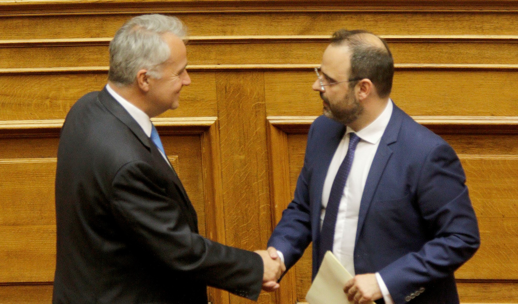 Μαραβέγιας σε Βορίδη: «Να ενισχυθεί ο Δήμος Ζαγοράς για την αντιμετώπιση των καταστροφών από τη θεομηνία»