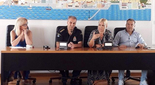 'Εκτακτη συνεδρίαση του Συντονιστικού Οργάνου Πολιτικής Προστασίας ΠΕ Μαγνησίας & Σποράδων