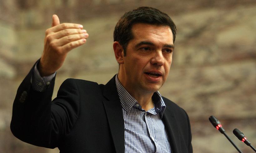 Αλέξης Τσίπρας: Τηλεφωνική επικοινωνία είχε ο πρόεδρος του ΣΥΡΙΖΑ με τη Φώφη Γεννηματά