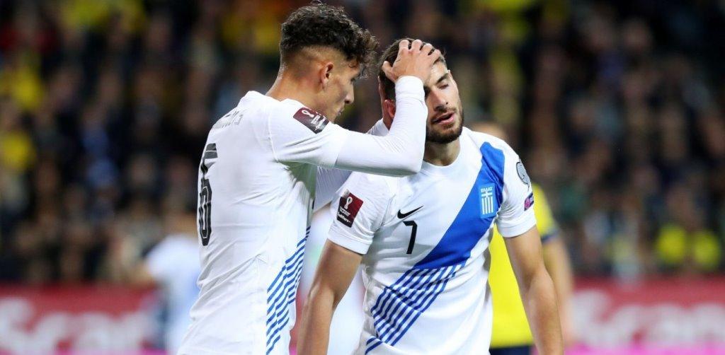 Αδοξη ήττα από τη Σουηδία με 2-0 και αντίο Παγκόσμιο