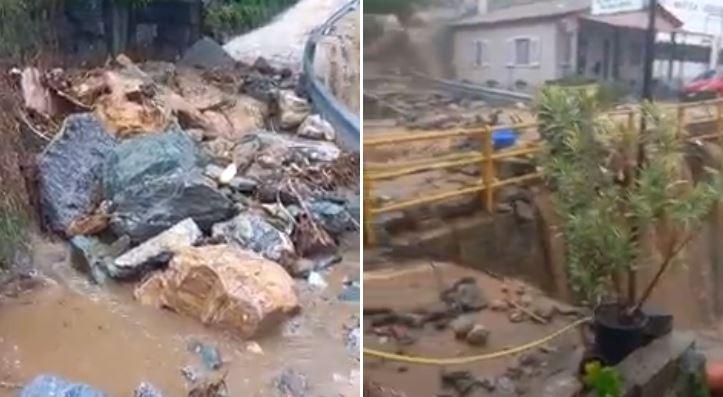 Αγώνας για τις αποκαταστάσεις δρόμων σε Ζαγορά - Μούρεσι και Νότιο Πήλιο