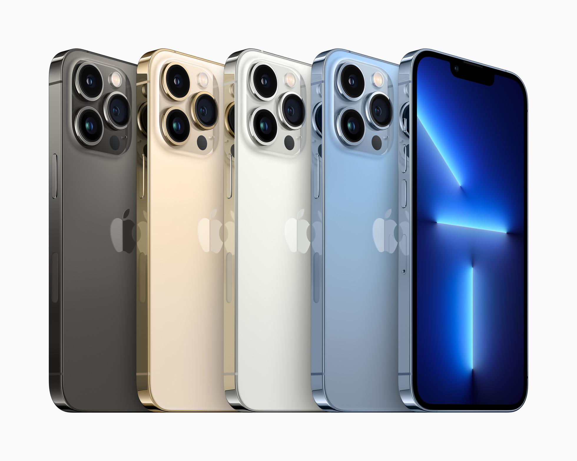 iPhone 13: Η Apple θα παράξει 10 εκατ. λιγότερα – Που οφείλεται η μείωση