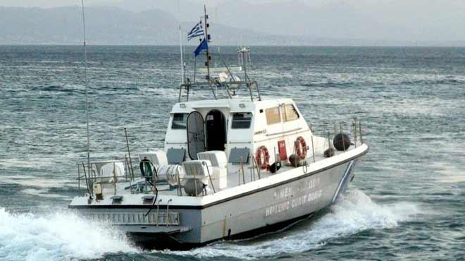 Άγιος Ευστράτιος – Σύγκρουση φορτηγού πλοίου με σκάφος