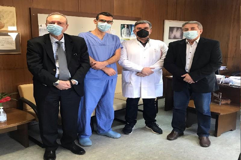 Πρωτοποριακές παροχές από το Νοσοκομείο Βόλου