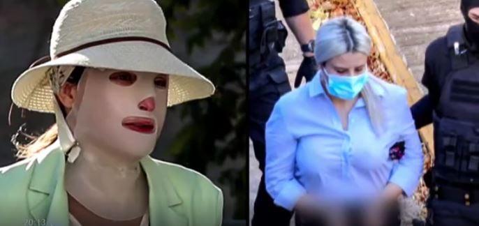 Επίθεση με βιτριόλι: Η ώρα της απολογίας για την Έφη Κακαράντζουλα – Τι θα ισχυριστεί η κατηγορούμενη