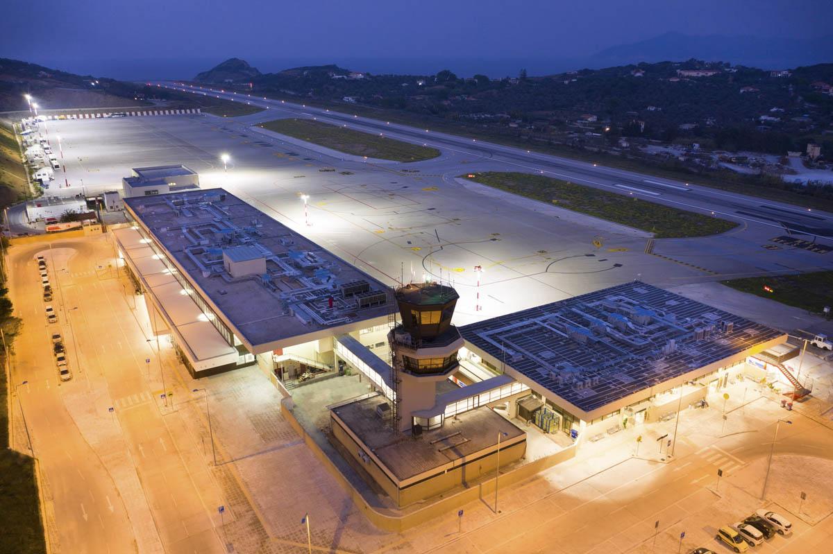 Σκιάθος: 130% αύξηση του επιβατικού κοινού στο αεροδρόμιο