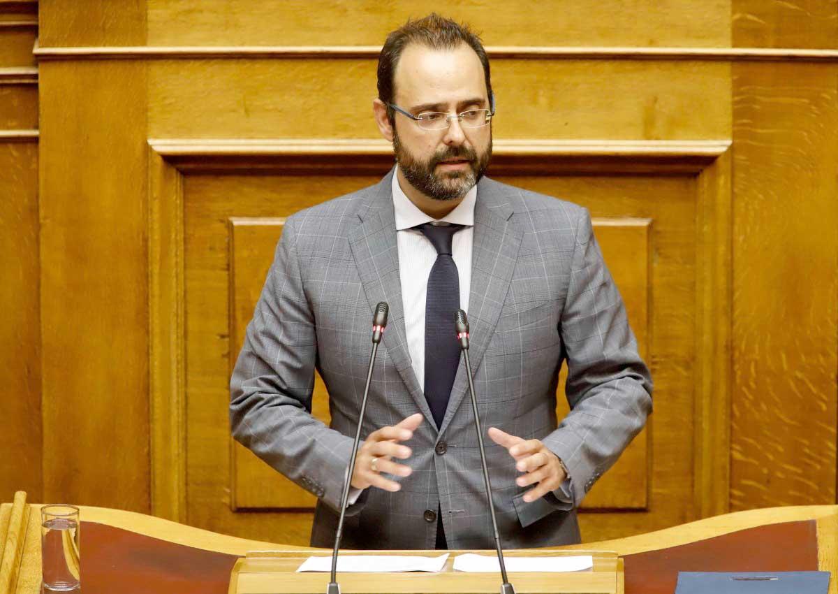 Κ. Μαραβέγιας: Σημαντικό βήμα  στη χωροθέτηση των νέων δικαστηρίων