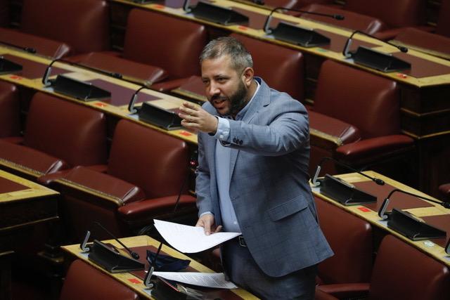 Στη Βουλή από τον Μεϊκόπουλο οι καταστροφές από την «ΑΘΗΝΑ» στη Μαγνησία