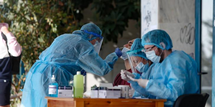 Είκοσι κρούσματα εντοπίστηκαν από τα rapid tests σε Μαγνησία και Σποράδες