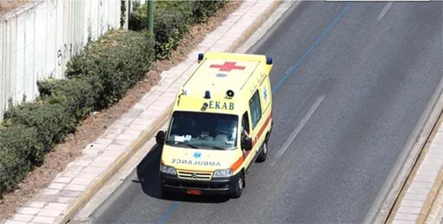 Ατύχημα με μηχανάκι στην Αχιλλέως