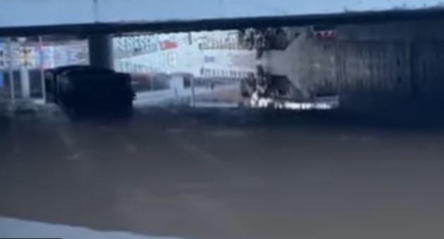 Παρέμβαση εισαγγελέα για το «βυθισμένο» λεωφορείο στην παλιά Ποσειδώνος