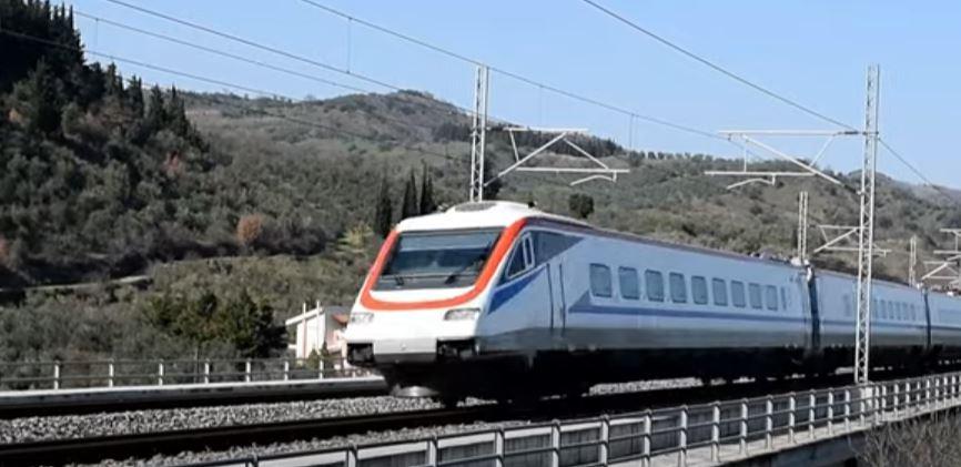 Αθήνα – Θεσ/νίκη – Πότε θα γίνει το πρώτο δρομολόγιο με τα τρένα υψηλής ταχύτητας – Θα πιάνουν τα 160 χιλιόμετρα