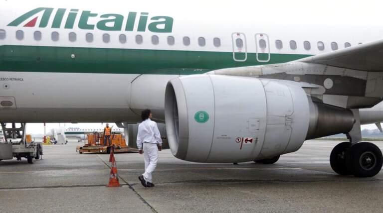 Τίτλοι τέλους για την ιστορική «Alitalia» – Αντιδρούν τα συνδικάτα
