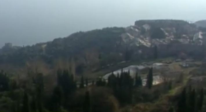 """""""Μπάλλος"""" - Αγνοούμενοι στο Άγιον Όρος: Και ελικόπτερο στην έρευνα"""