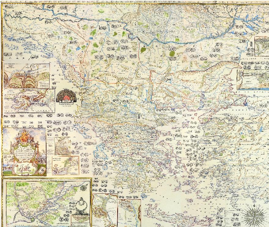 Πόλος έλξης η έκθεση της Χάρτας του Ρήγα