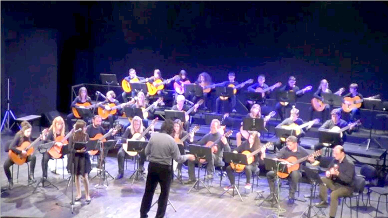 Μεγάλη κιθαριστική συναυλία  σήμερα στο Συνεδριακό Κέντρο