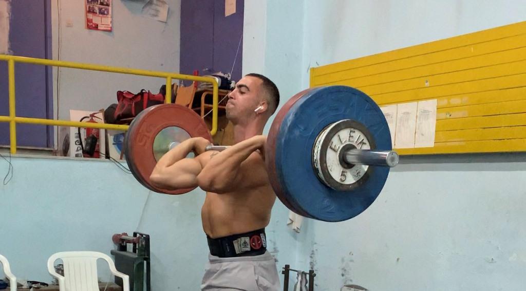 Επιτυχία του αρσιβαρίστα του Ολυμπιακού Βόλου, Ν. Βαβαλιού