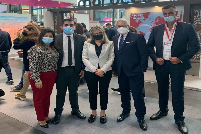 Συμμετείχε στη Διεθνή Έκθεση Τουρισμού TTG στο Ρίμινι ο Δήμος Σκιάθου